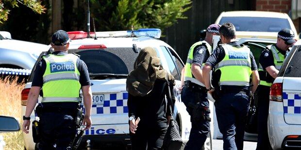 Melbourne: Anschlag zu Weihnachten vereitelt