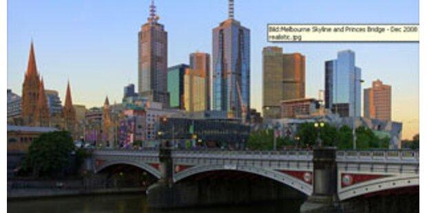 Polizei erschießt 15-Jährigen in Melbourne