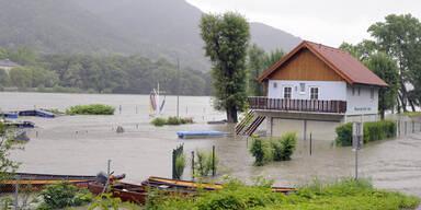 NÖ: Jahrhundert-Hochwasser erwartet