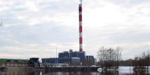 Mega-Generator für Kraftwerk Mellach