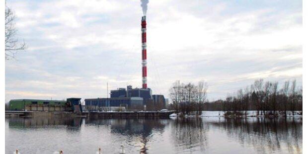 VP ist nun gegen neues Kraftwerk
