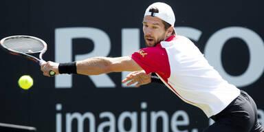 Jürgen gewinnt Melzer-Duell in Wimbledon
