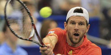 Melzer schon in Runde 1 out