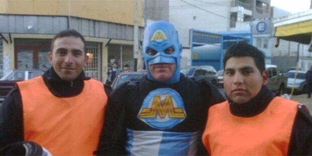 Menganno: Lanus hat realen Superhelden