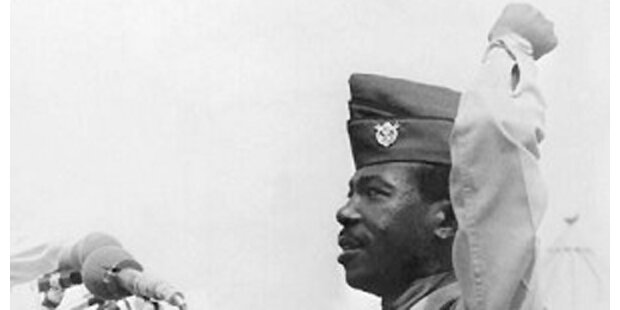 Lebenslänglich für Mengistu