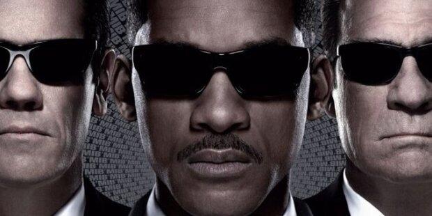 Men in Black III: Der neue Trailer ist da!