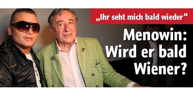 Wird Menowin bald zum Wiener?