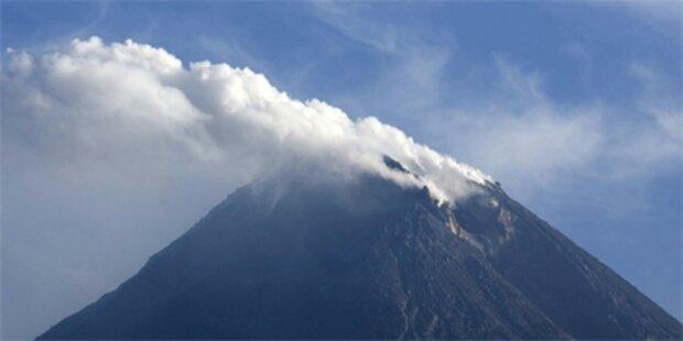 40.000 auf der Flucht vor Vulkan