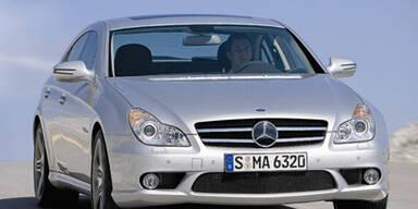 Mercedes überarbeitet sein viertüriges Coupe
