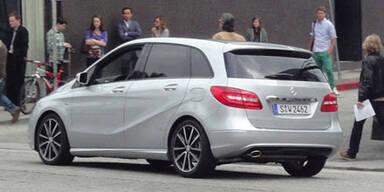 Vorabinfos zur neuen Mercedes B-Klasse