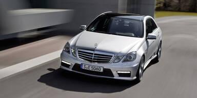Mercedes bringt stärkste E-Klasse aller Zeiten