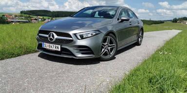 Mercedes ruft  A-, C-Klasse und GLC zurück