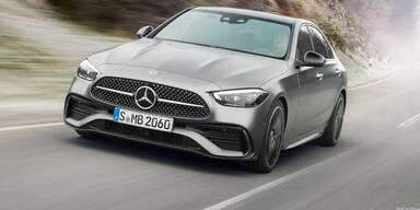 Mercedes greift mit völlig neuer C-Klasse an
