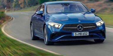 Mercedes verpasst dem CLS ein Facelift