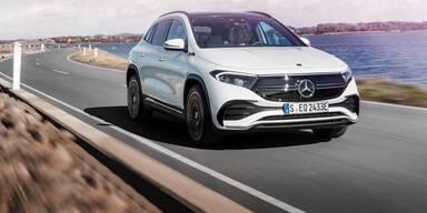 Alle Infos zum völlig neuen Mercedes EQA