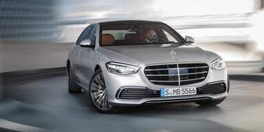 Alle Infos zur völlig neuen Mercedes S-Klasse