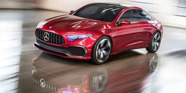 So kommt die neue Mercedes A-Klasse