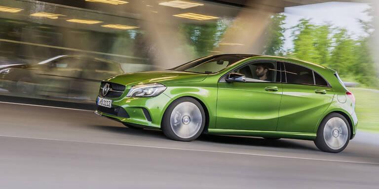 Mercedes setzt Rekordjagd fort