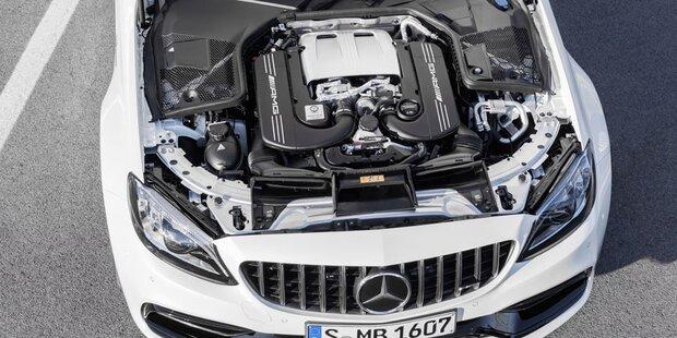 Mercedes Amg C 63 Und C 63 S 2018 Starten Preise Und