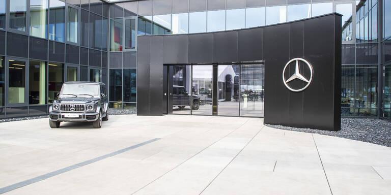 Mercedes Österreich revolutioniert Auto-Verkauf