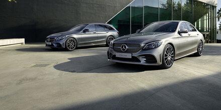"""Das kostet die """"neue"""" Mercedes C-Klasse"""