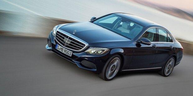 Mercedes stoppt Auslieferung von Diesel-Pkw