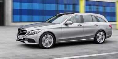 Mercedes rüstet die C-Klasse auf