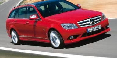 Mercedes präsentiert neuen C-Klasse-Kombi