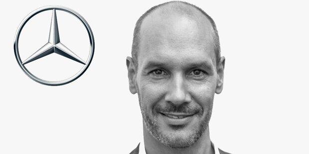Neuer Chef für Mercedes Österreich