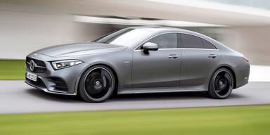 CLS 53 wird erster AMG mit Hybrid