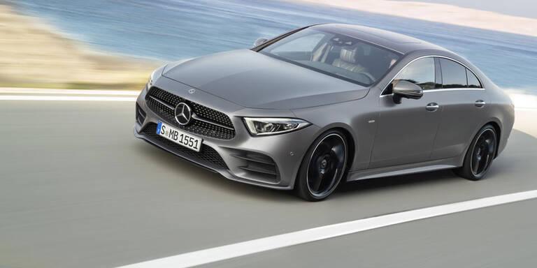 Das kostet der neue Mercedes CLS
