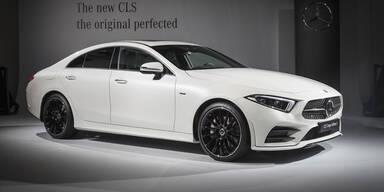Das ist der völlig neue Mercedes CLS