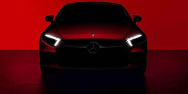 Mercedes zeigt den völlig neuen CLS