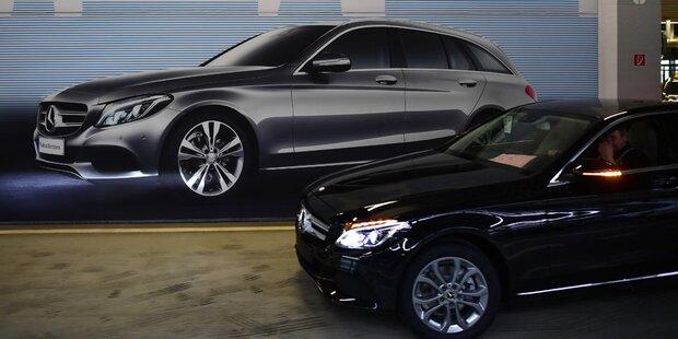 Mercedes rüstet 3 Mio. Dieselautos nach