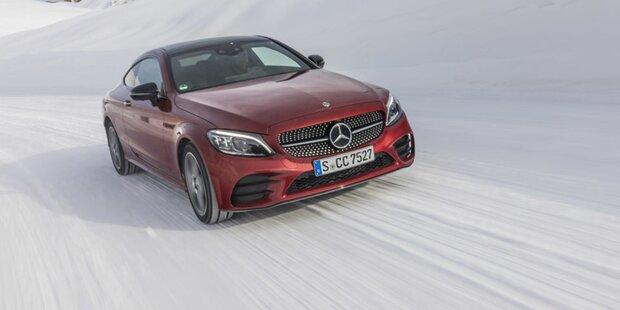 Mercedes steuert Absatzrekord an