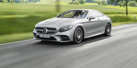 Mercedes setzt seinen Höhenflug fort