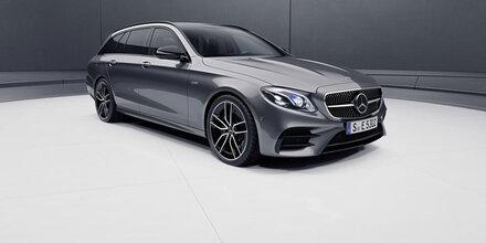 Mercedes frischt die E-Klasse auf