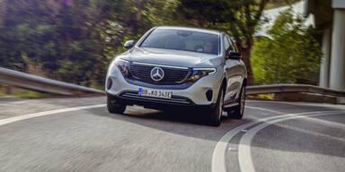 "Mercedes EQC startet als ""Edition 1886"""