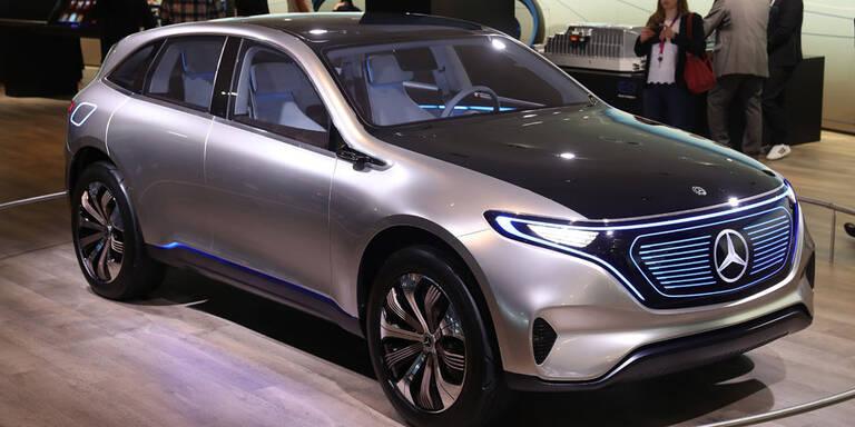 Mercedes baut sein E-SUV in den USA