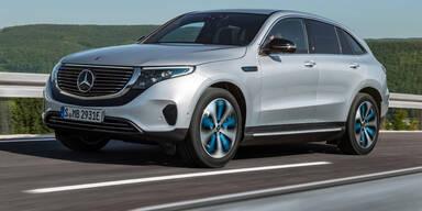 Das ist Mercedes' Elektro-SUV EQC