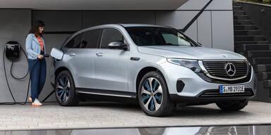 Mega-Probleme beim Mercedes EQC?