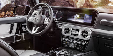 Mercedes zeigt völlig neue G-Klasse