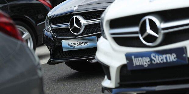 Kartellverdacht: Autobauern drohen Mega-Strafen