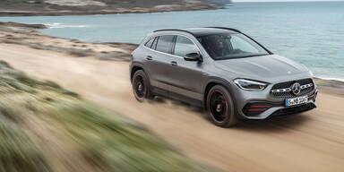 Verkaufsstart für den neuen Mercedes GLA