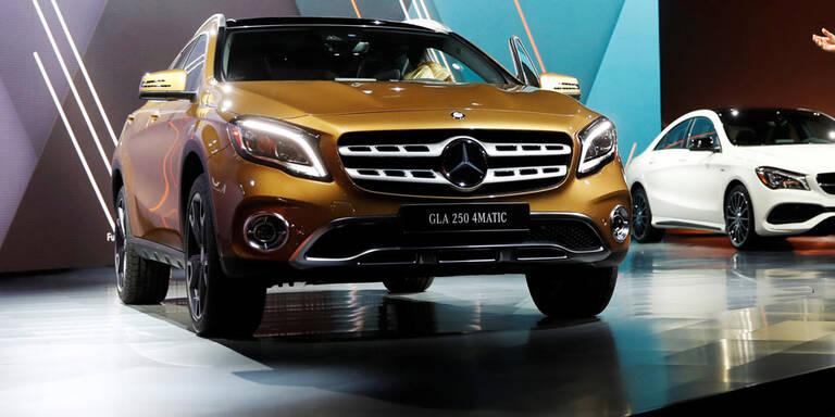 Neues SUV: Mercedes bringt den GLB