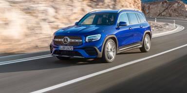 Das ist der völlig neue Mercedes GLB