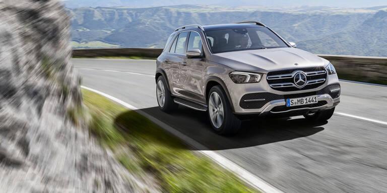 Mercedes schafft neuen Verkaufsrekord
