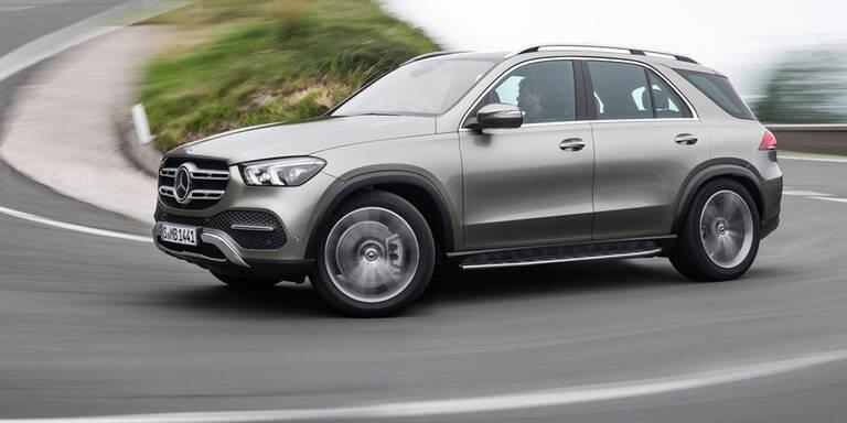 Das kostet der neue Mercedes GLE