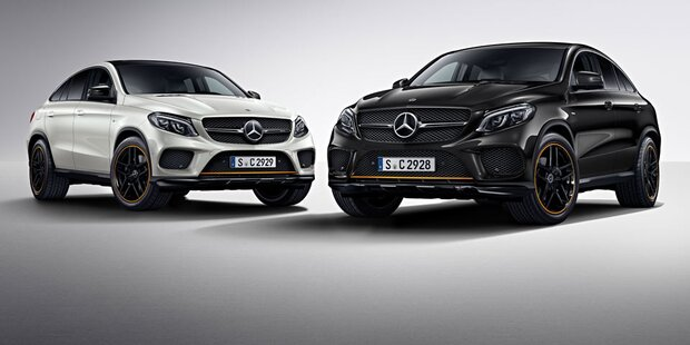 Mercedes bringt scharfes GLE Coupé