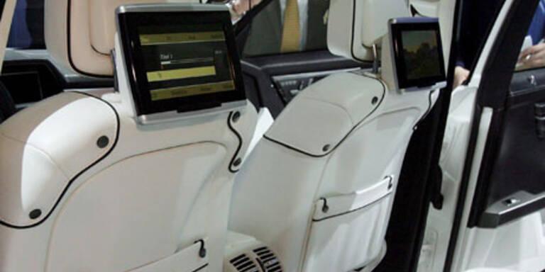Neuer Mittelklasse-SUV Mercedes GLK